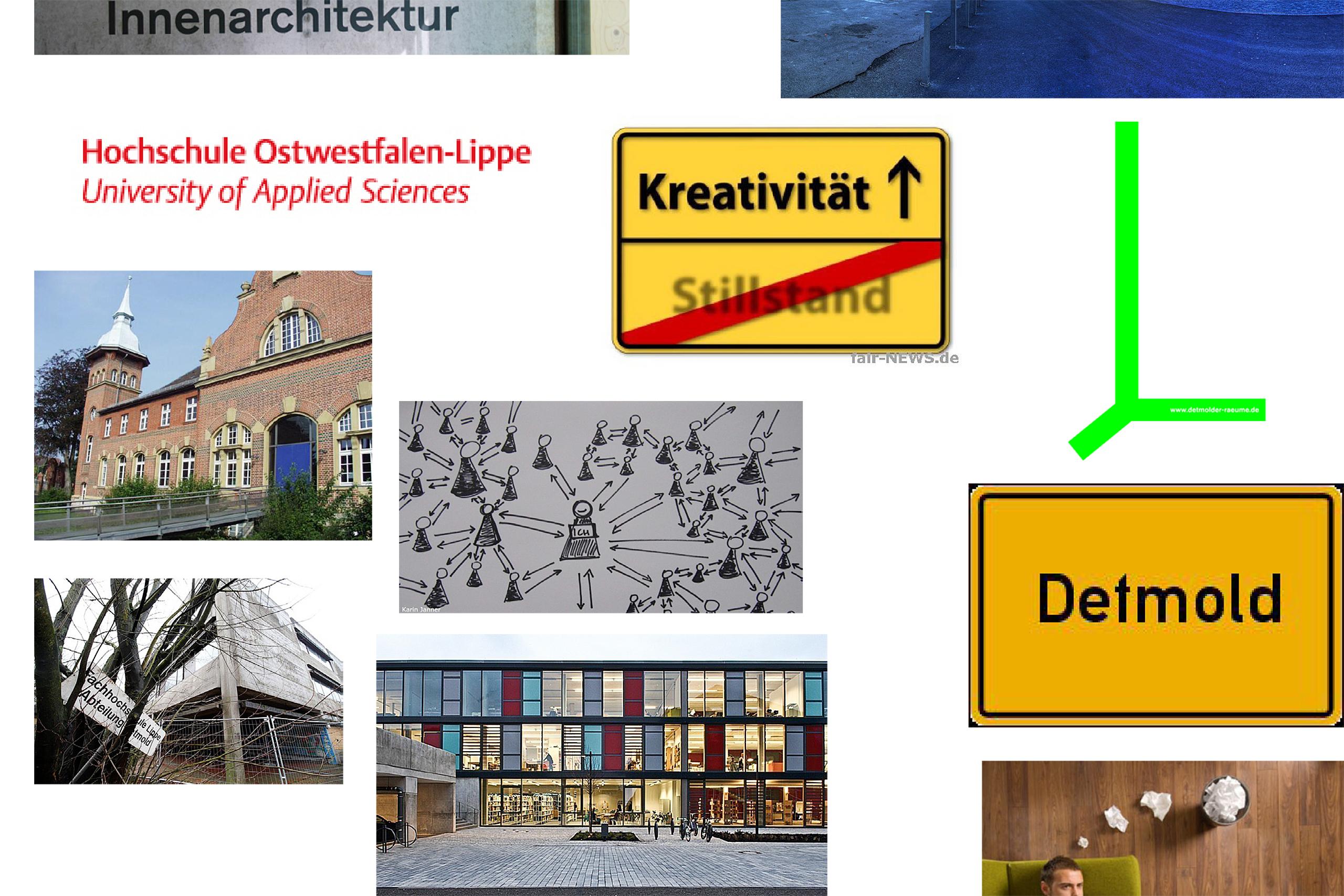 Detmold Innenarchitektur branding detmolder schule ba studio matthias ries