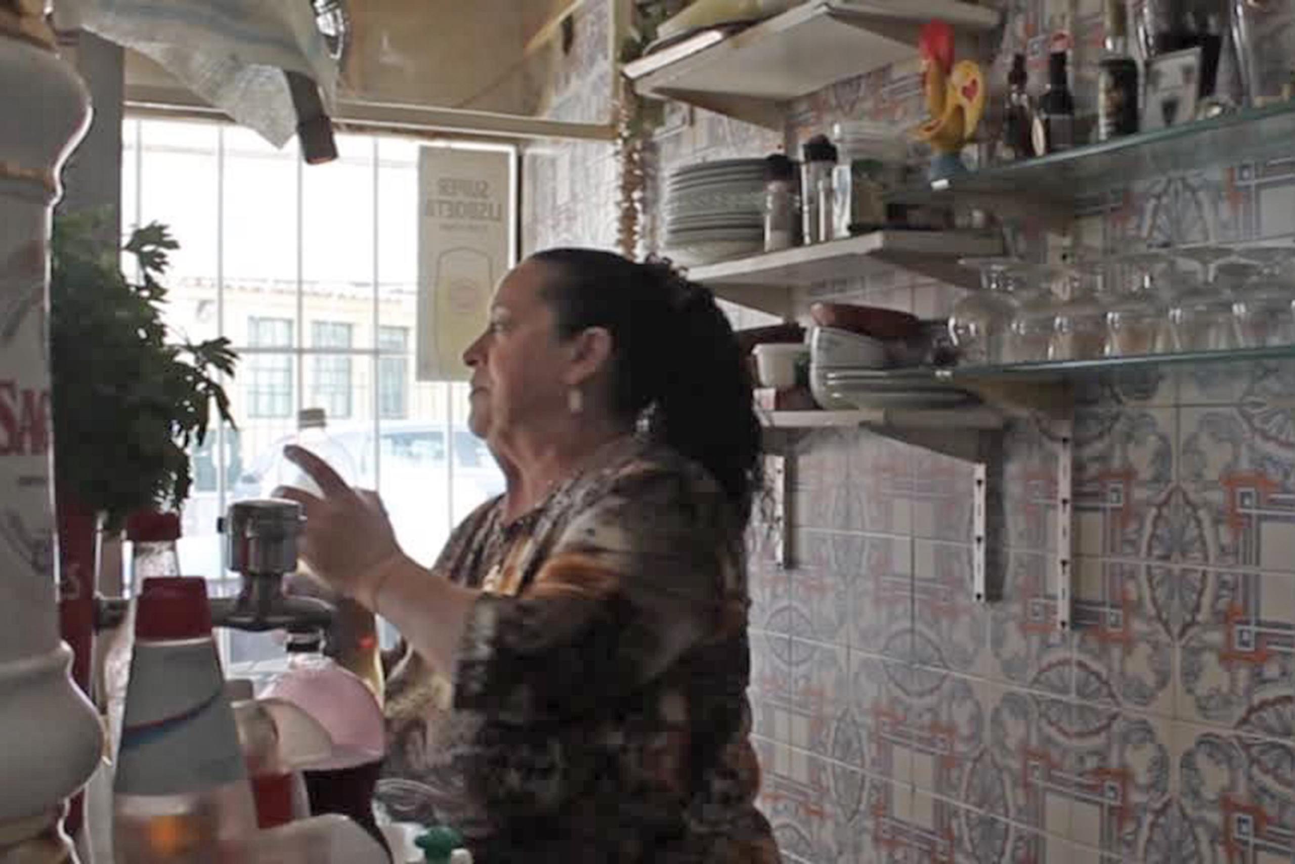 Clandestino – Clara, Pepe, Luisa, Sebastiao | Film still: Clara Walter