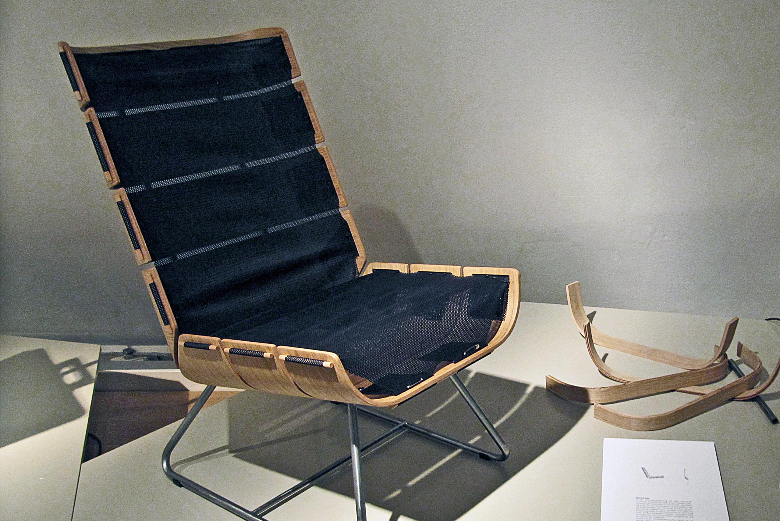Spine/Chair – Christian Lessmann | Photo:Christian Lessmann