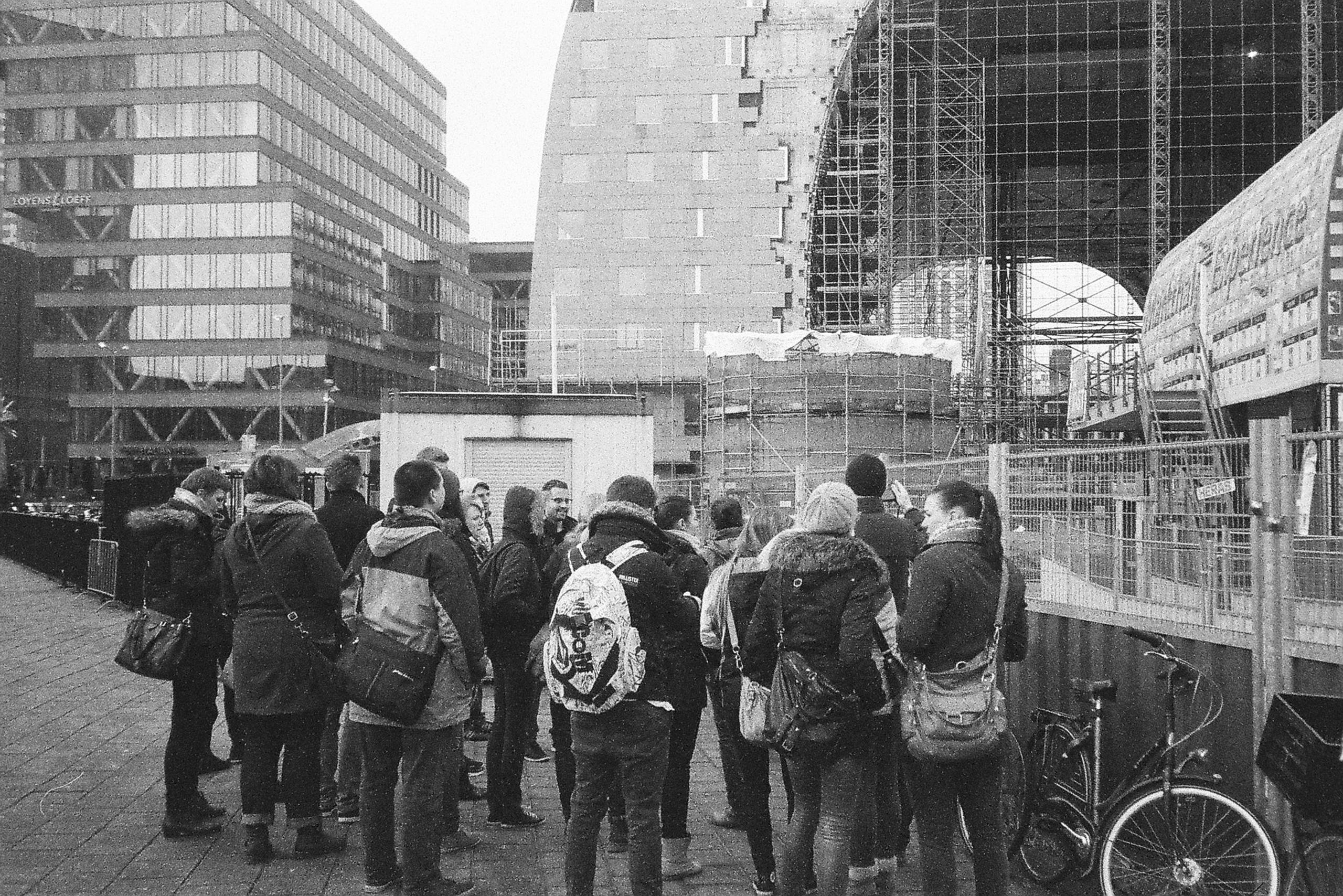 Markthal Rotterdam | Photo: Matthias Ries