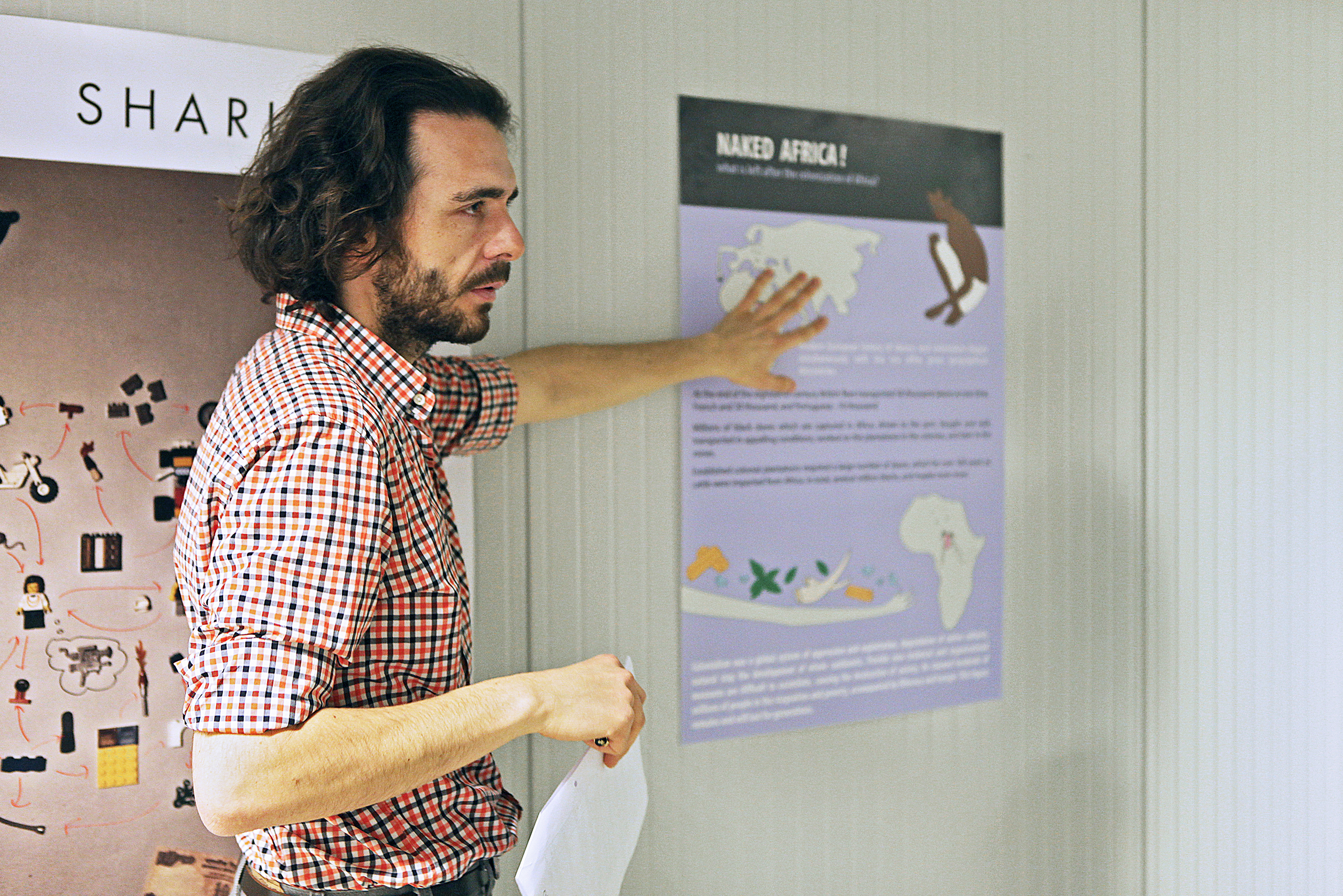 Poster session / final presentation | Photo: Paulina Ziemba