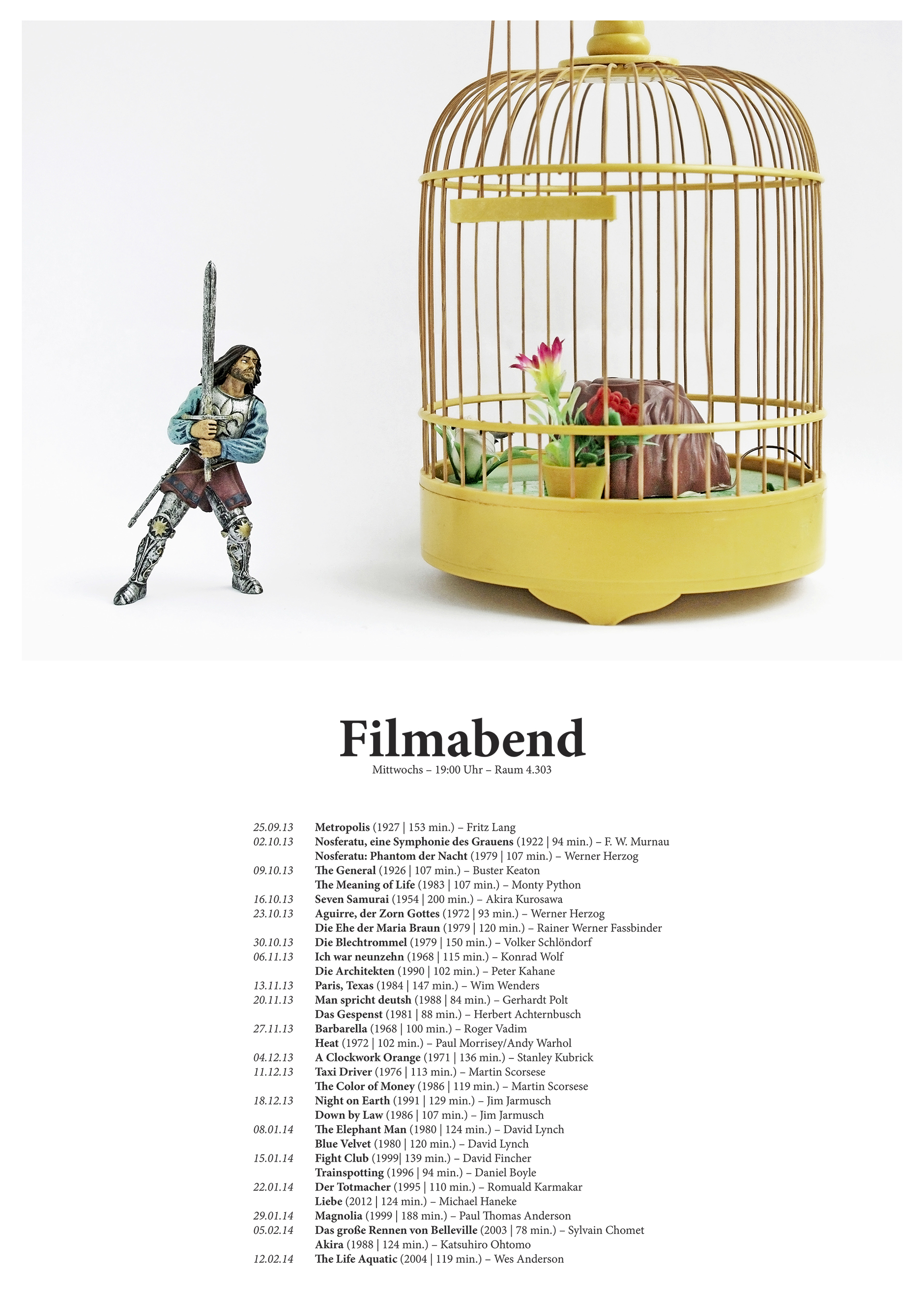 Poster and Photo: Matthias Ries