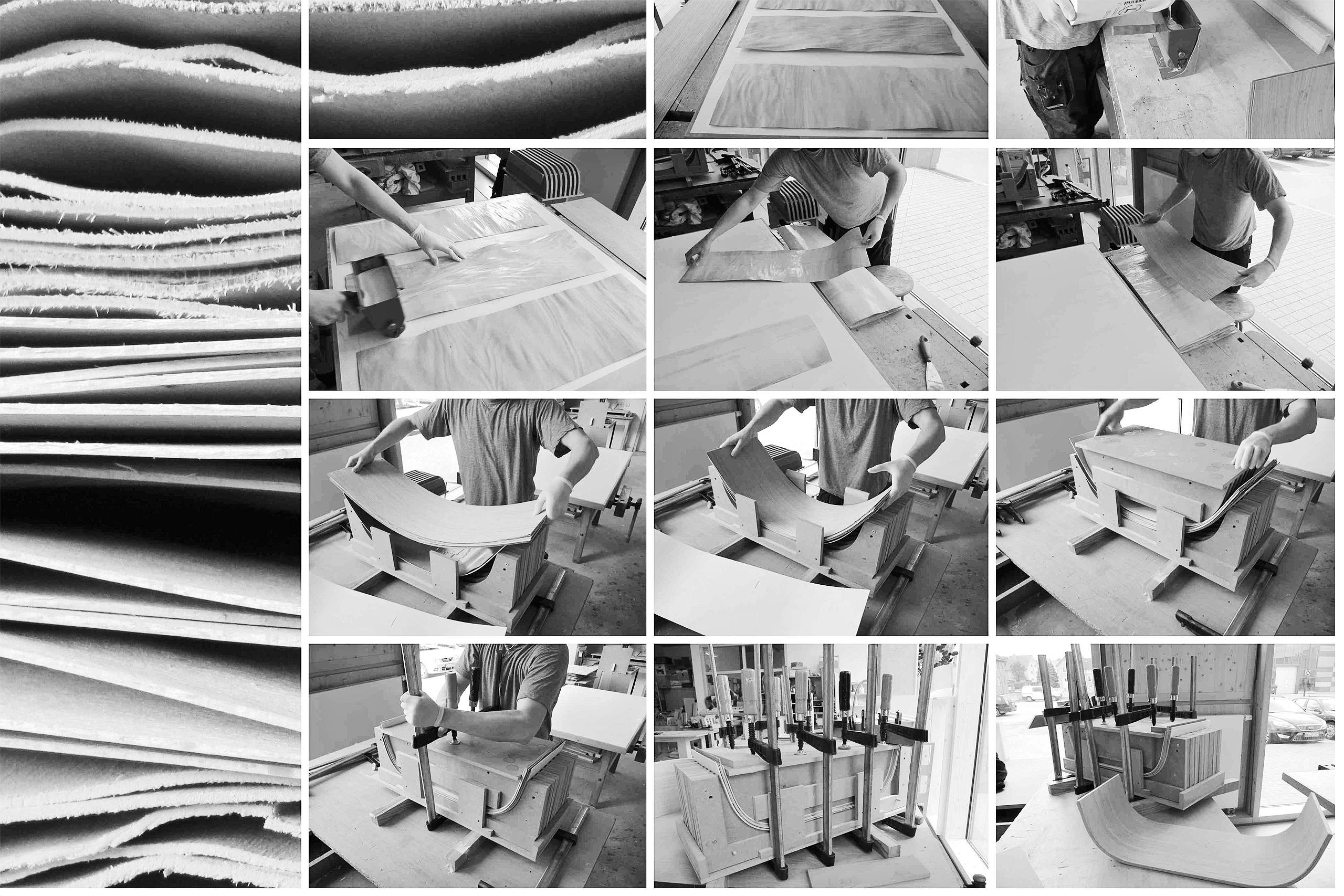 Spine Chair – Christian Lessmann (BA)   Photos: Christian Lessmann