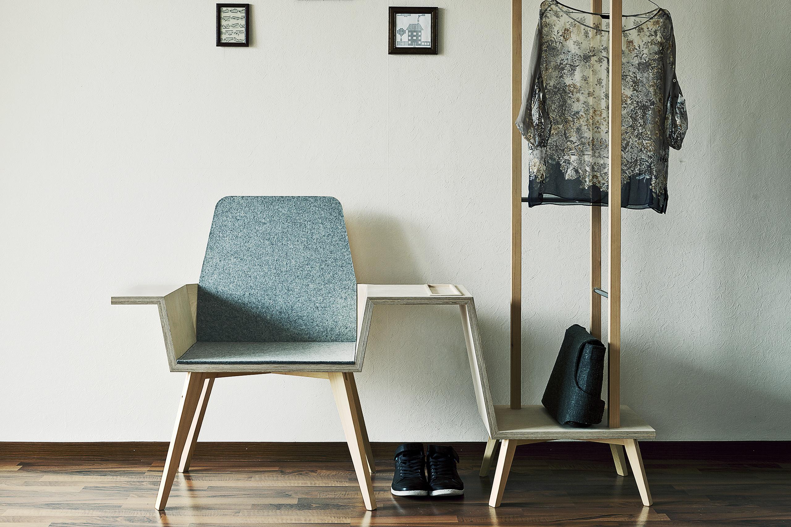 Trusty Chair – Edgar Hildebrand (BA)   Photo: Edgar Hildebrandt