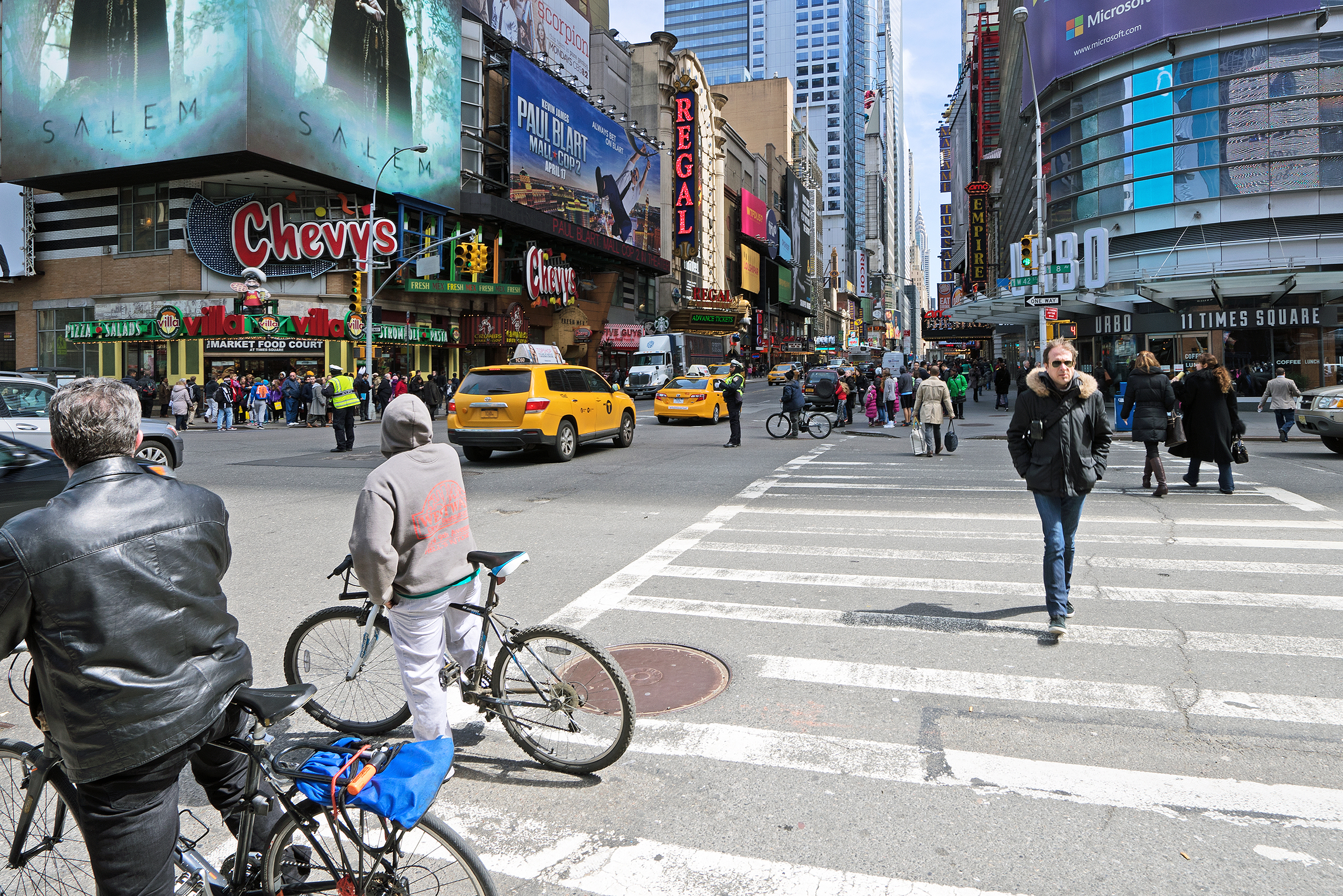 Manhattan NYC, New York | Photo: Matthias Ries
