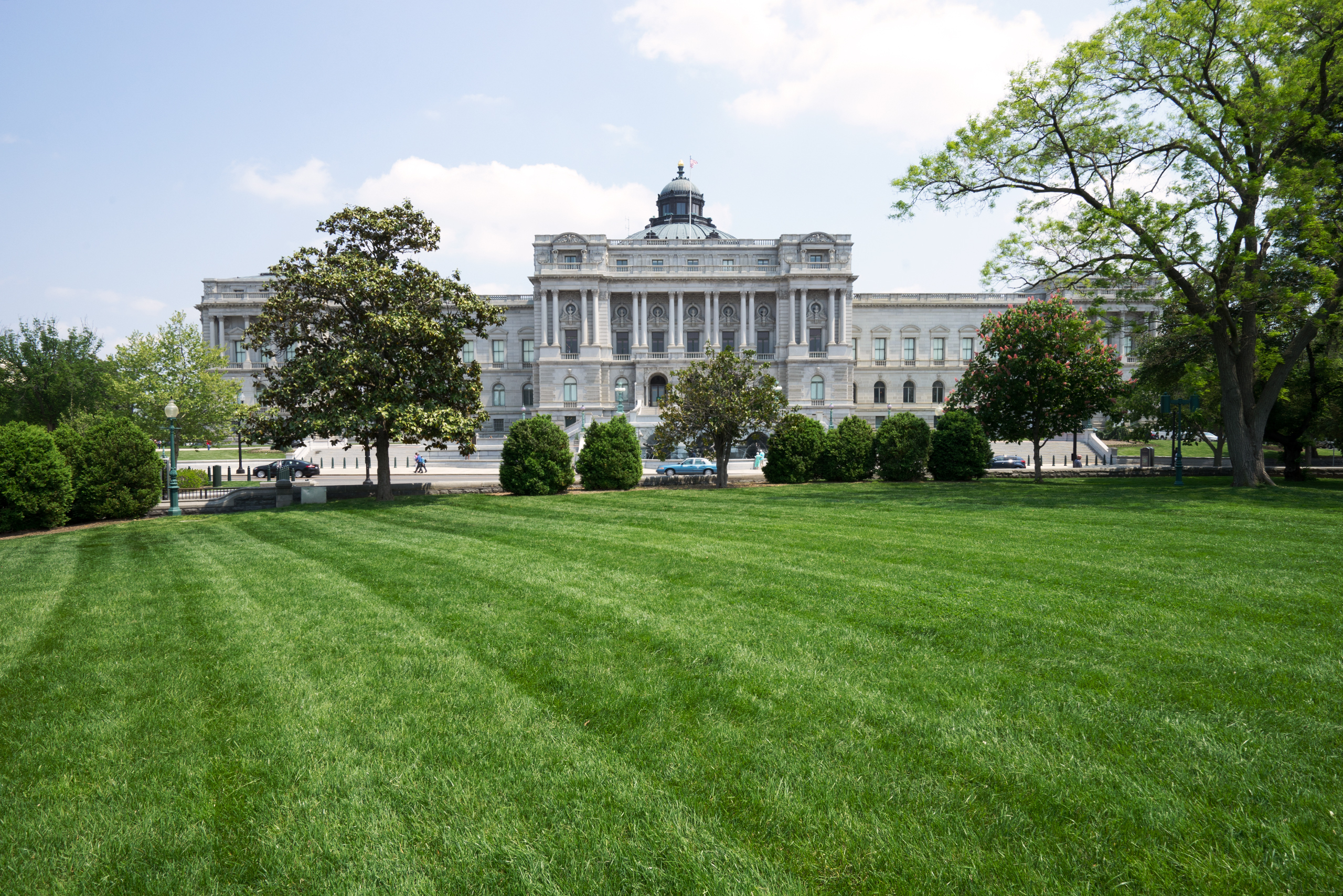 The Library of Congress – Jefferson Building | Photo: Matthias Ries