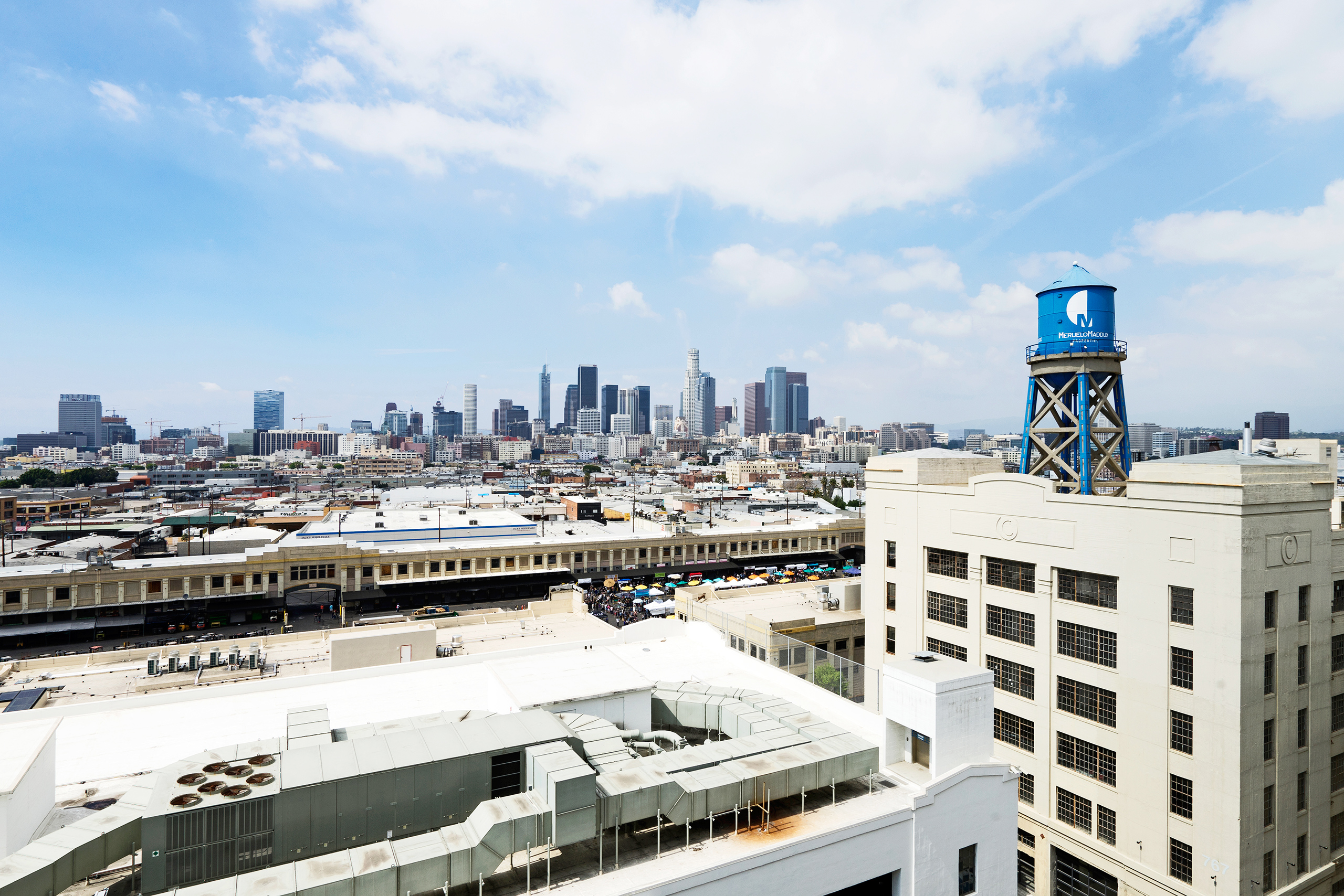 ROW DTLA –  Los Angeles | Photo: Matthias Ries