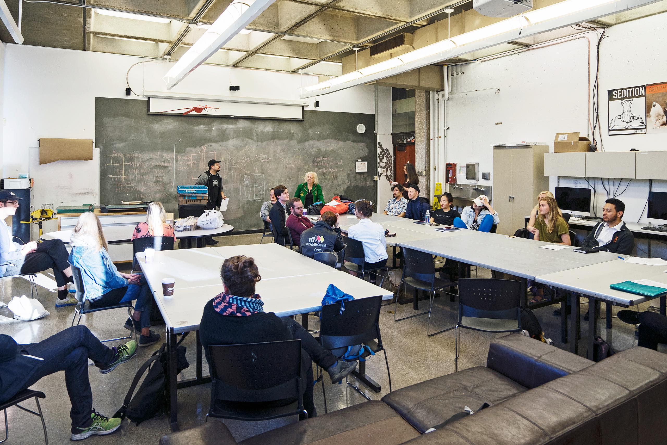 USC Roski School of Art and Design – Los Angeles | Photo: Matthias Ries