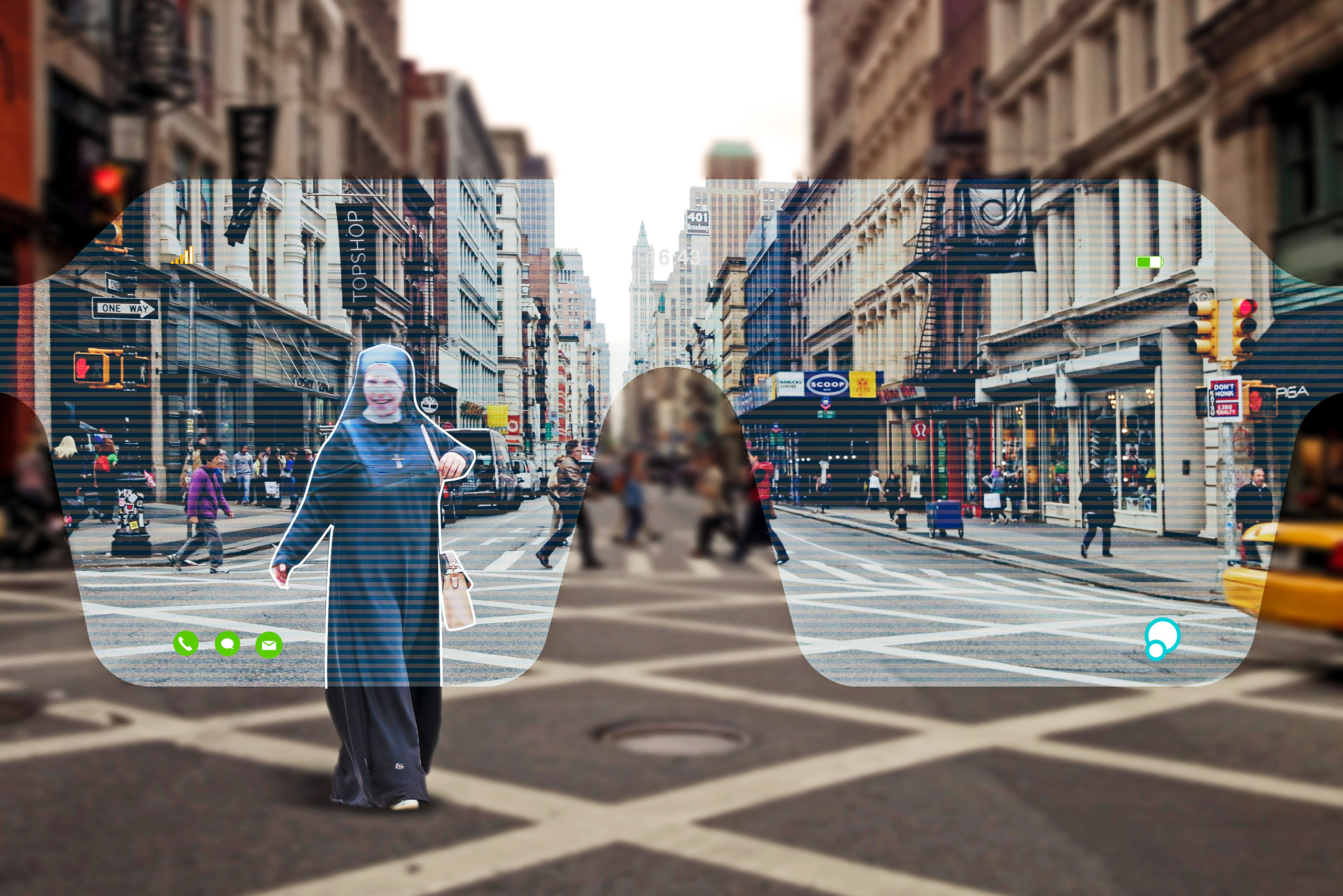 Spectral – Augmented Bubble – Benjamin Hülsen | Photo: Benjamin Hülsen