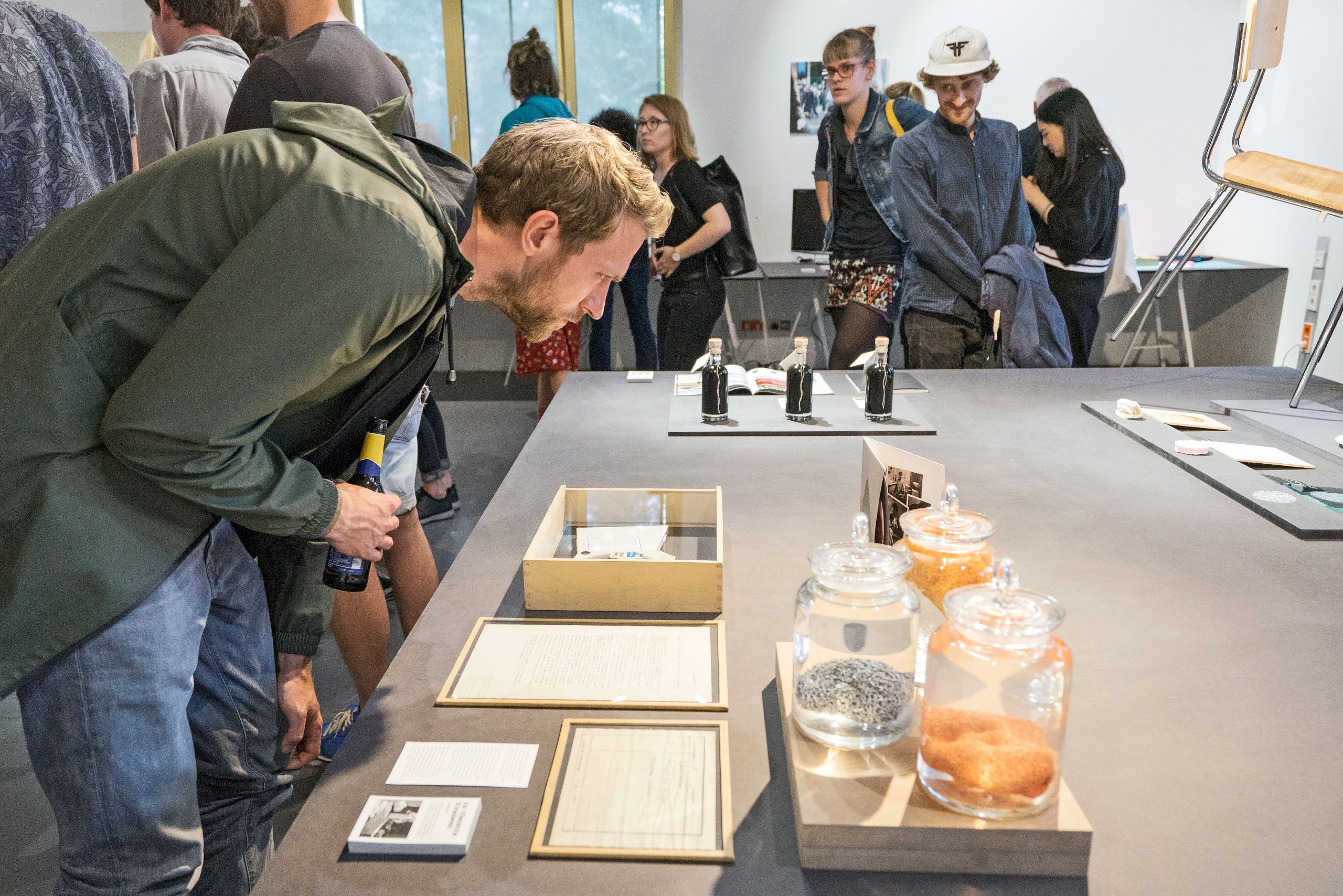 Annual exhibition at the Burg Giebichenstein University of Art and Design Halle