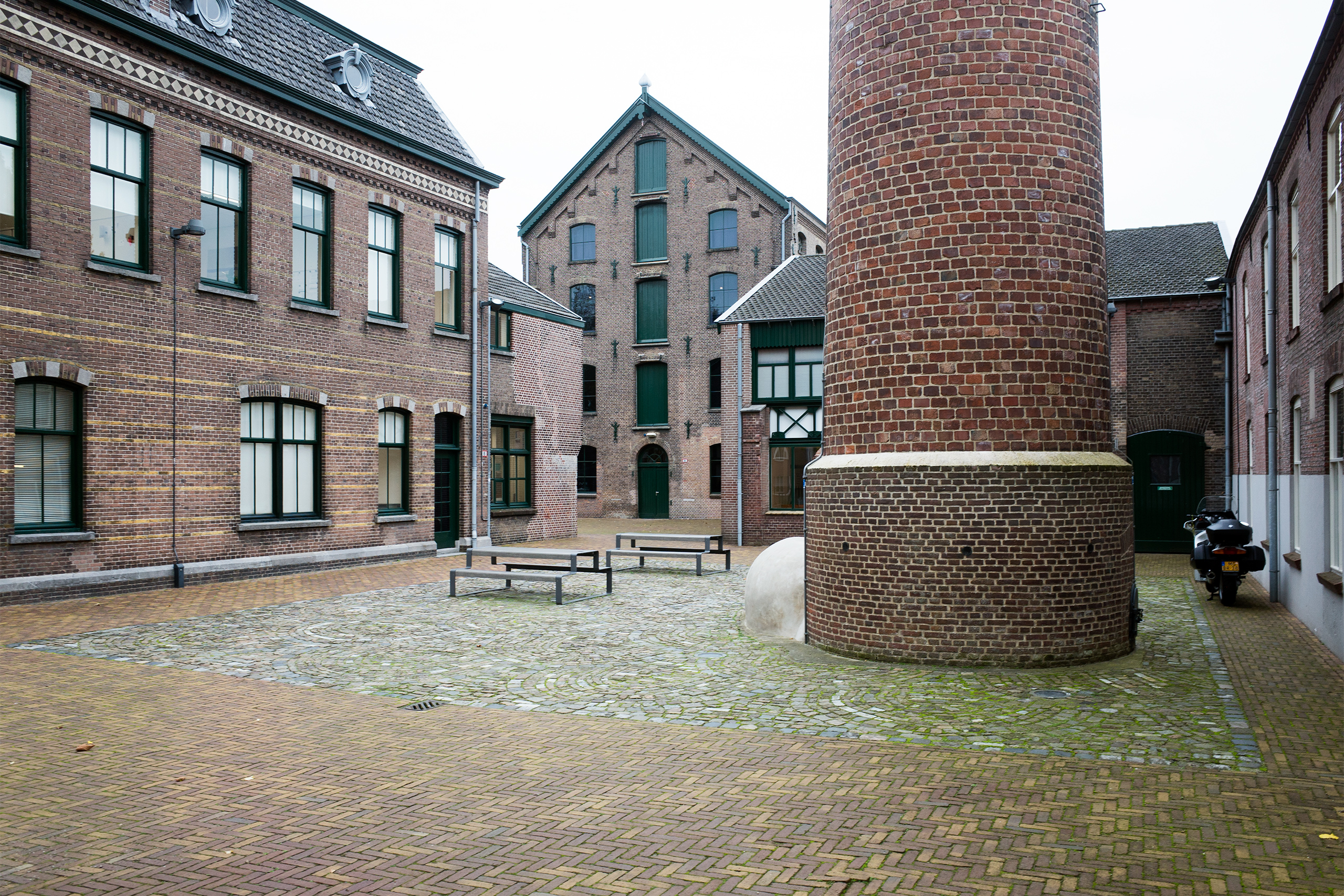 TextielMuseum and TextielLab in Tilburg