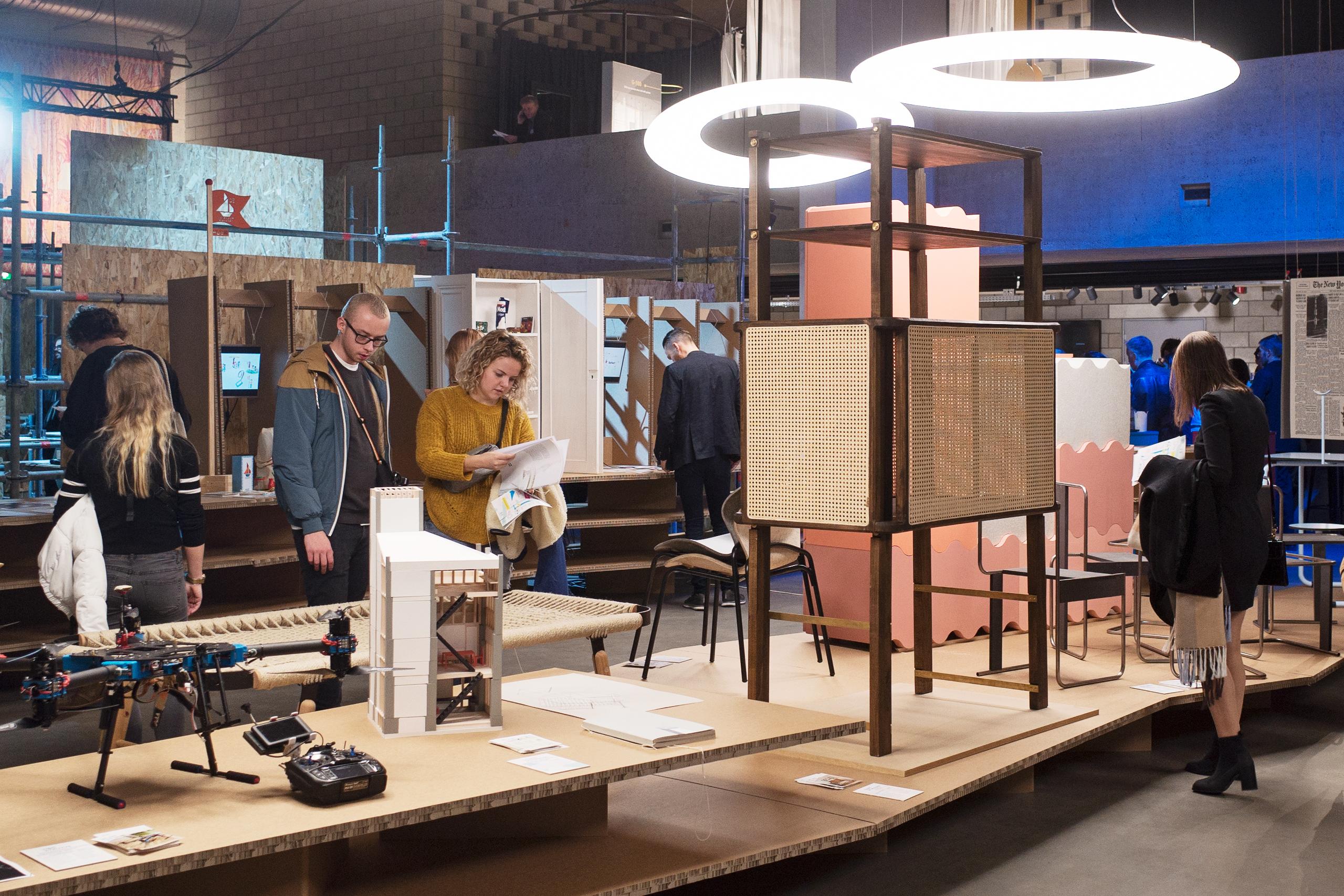 Visiting the Kortrijk Creativity Week in Belgium