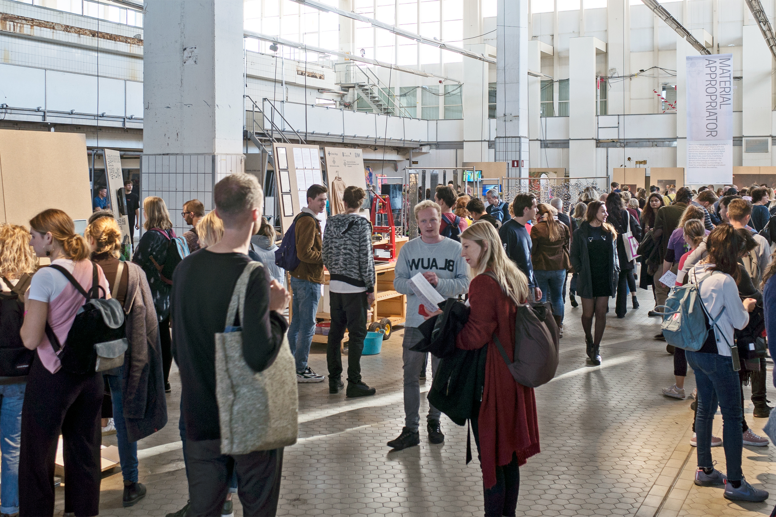 Graduation Show of the Design Academy Eindhoven during the Dutch Design Week