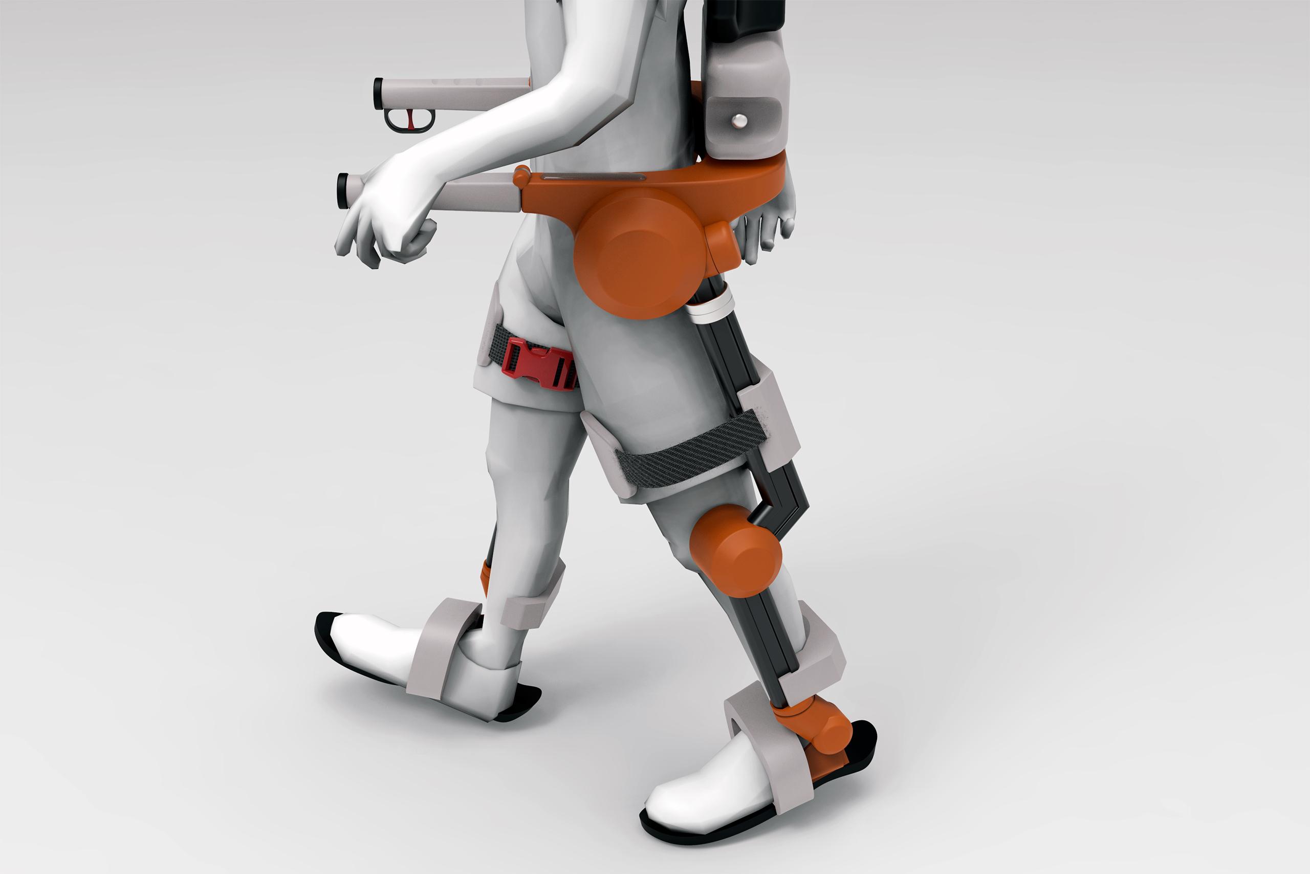 Exoskelett – Jiaxi Li